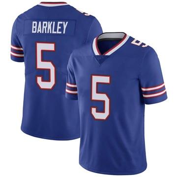 Men's Nike Buffalo Bills Matt Barkley Royal Team Color Vapor Untouchable Jersey - Limited