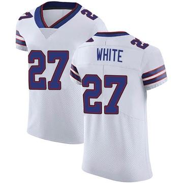 Men's Nike Buffalo Bills Tre'Davious White White Vapor Untouchable Jersey - Elite