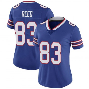 Women's Nike Buffalo Bills Andre Reed Royal Team Color Vapor Untouchable Jersey - Limited