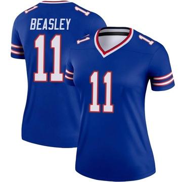Women's Nike Buffalo Bills Cole Beasley Royal Jersey - Legend