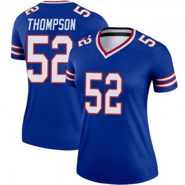 Women's Nike Buffalo Bills Corey Thompson Royal Jersey - Legend