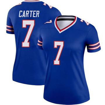 Women's Nike Buffalo Bills Cory Carter Royal Jersey - Legend