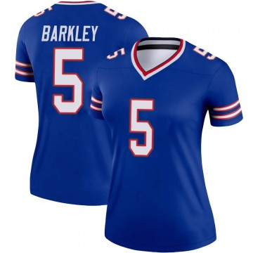 Women's Nike Buffalo Bills Matt Barkley Royal Jersey - Legend