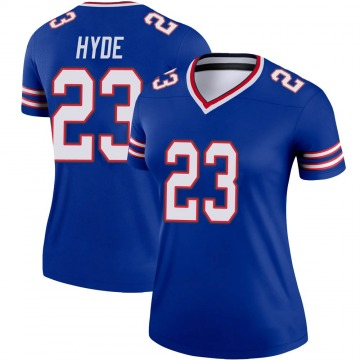 Women's Nike Buffalo Bills Micah Hyde Royal Jersey - Legend