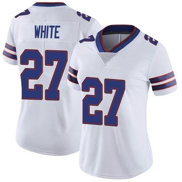 Women's Nike Buffalo Bills Tre'Davious White White Color Rush Vapor Untouchable Jersey - Limited