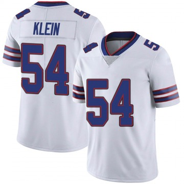 Youth Nike Buffalo Bills A.J. Klein White Color Rush Vapor Untouchable Jersey - Limited