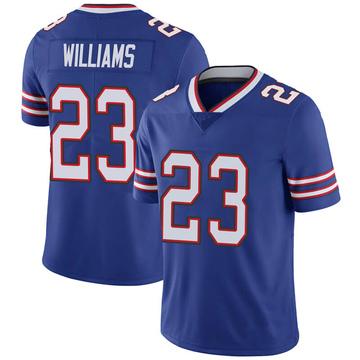 Youth Nike Buffalo Bills Aaron Williams Royal 100th Vapor Jersey - Limited