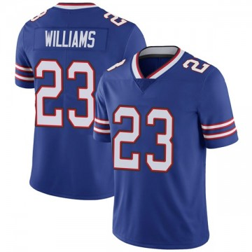 Youth Nike Buffalo Bills Aaron Williams Royal Team Color Vapor Untouchable Jersey - Limited