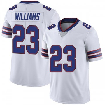 Youth Nike Buffalo Bills Aaron Williams White Color Rush Vapor Untouchable Jersey - Limited