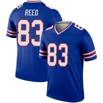 Youth Nike Buffalo Bills Andre Reed Royal Jersey - Legend