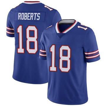 Youth Nike Buffalo Bills Andre Roberts Royal 100th Vapor Jersey - Limited