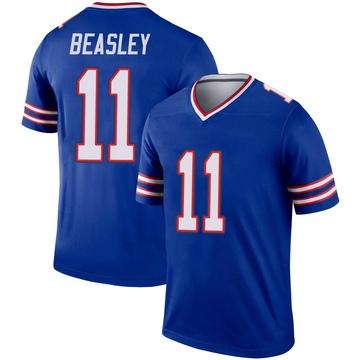 Youth Nike Buffalo Bills Cole Beasley Royal Jersey - Legend