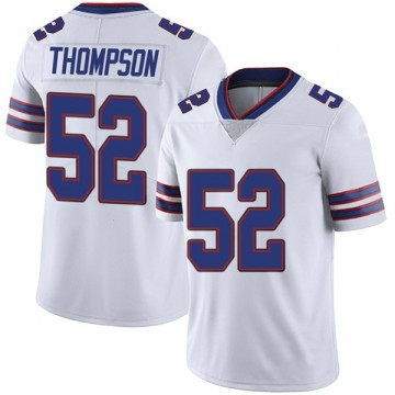 Youth Nike Buffalo Bills Corey Thompson White Color Rush Vapor Untouchable Jersey - Limited