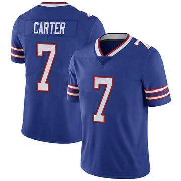 Youth Nike Buffalo Bills Cory Carter Royal 100th Vapor Jersey - Limited