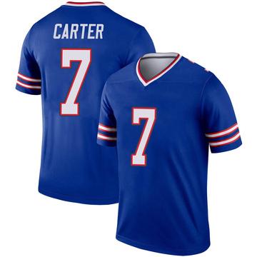 Youth Nike Buffalo Bills Cory Carter Royal Jersey - Legend