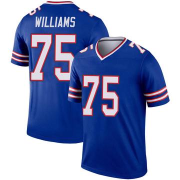 Youth Nike Buffalo Bills Daryl Williams Royal Jersey - Legend
