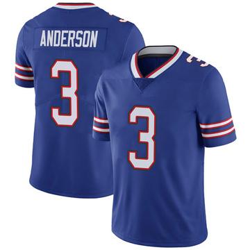 Youth Nike Buffalo Bills Derek Anderson Royal Team Color Vapor Untouchable Jersey - Limited