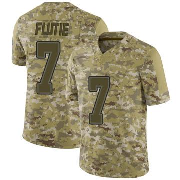 Youth Nike Buffalo Bills Doug Flutie Camo 2018 Salute to Service Jersey - Limited
