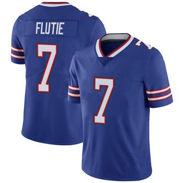 Youth Nike Buffalo Bills Doug Flutie Royal 100th Vapor Jersey - Limited