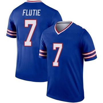 Youth Nike Buffalo Bills Doug Flutie Royal Jersey - Legend