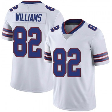 Youth Nike Buffalo Bills Duke Williams White Color Rush Vapor Untouchable Jersey - Limited