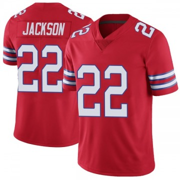 Youth Nike Buffalo Bills Fred Jackson Red Color Rush Vapor Untouchable Jersey - Limited