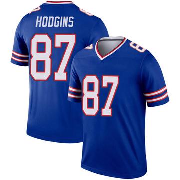 Youth Nike Buffalo Bills Isaiah Hodgins Royal Jersey - Legend