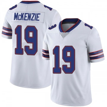 Youth Nike Buffalo Bills Isaiah McKenzie White Color Rush Vapor Untouchable Jersey - Limited