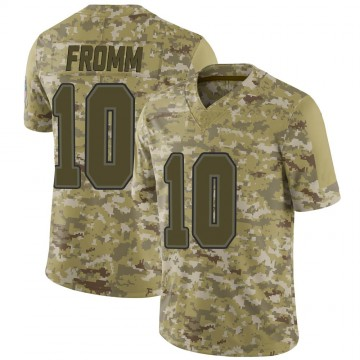 Youth Nike Buffalo Bills Jake Fromm Camo 2018 Salute to Service Jersey - Limited