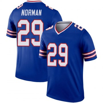 Youth Nike Buffalo Bills Josh Norman Royal Jersey - Legend