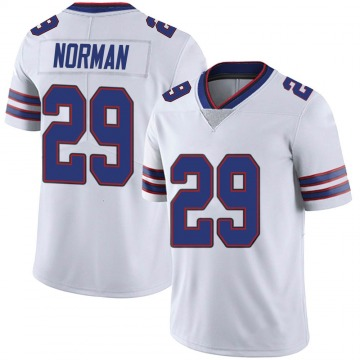 Youth Nike Buffalo Bills Josh Norman White Color Rush Vapor Untouchable Jersey - Limited