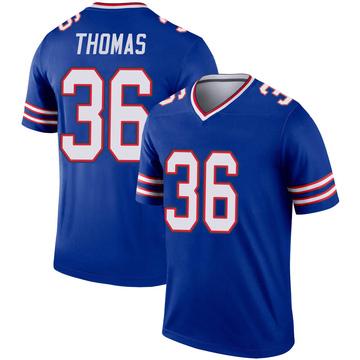 Youth Nike Buffalo Bills Josh Thomas Royal Jersey - Legend