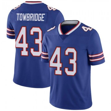 Youth Nike Buffalo Bills Keith Towbridge Royal Team Color Vapor Untouchable Jersey - Limited