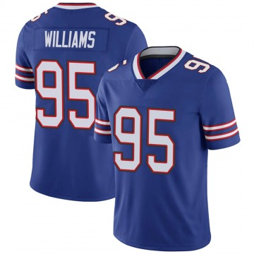 Youth Nike Buffalo Bills Kyle Williams Royal Team Color Vapor Untouchable Jersey - Limited