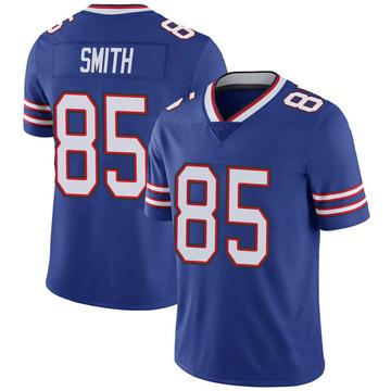 Youth Nike Buffalo Bills Lee Smith Royal 100th Vapor Jersey - Limited