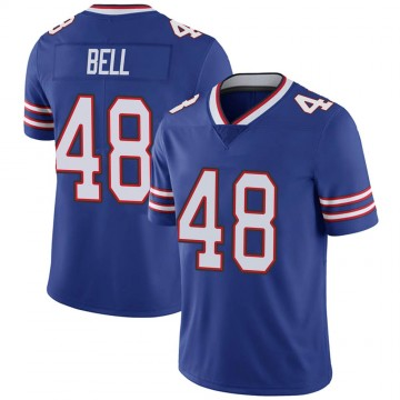 Youth Nike Buffalo Bills Mike Bell Royal Team Color Vapor Untouchable Jersey - Limited