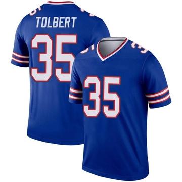 Youth Nike Buffalo Bills Mike Tolbert Royal Jersey - Legend
