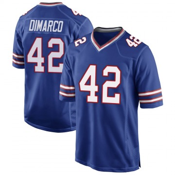 Youth Nike Buffalo Bills Patrick DiMarco Royal Blue Team Color Jersey - Game