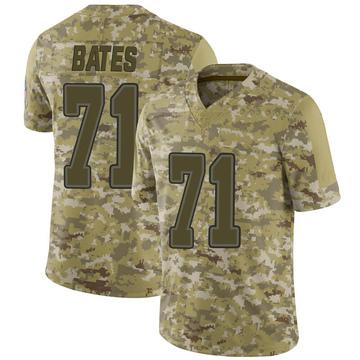 Youth Nike Buffalo Bills Ryan Bates Camo 2018 Salute to Service Jersey - Limited