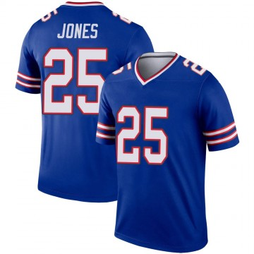 Youth Nike Buffalo Bills Taiwan Jones Royal Jersey - Legend