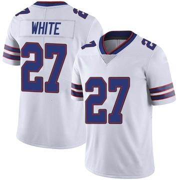Youth Nike Buffalo Bills Tre'Davious White White Color Rush Vapor Untouchable Jersey - Limited